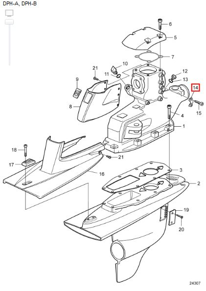 Mercruiser 4 3 Service Manual